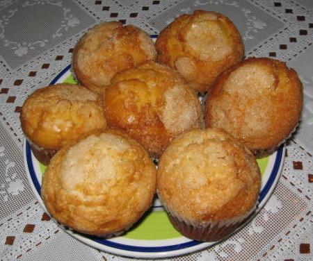 Recipe for homemade cupcakes