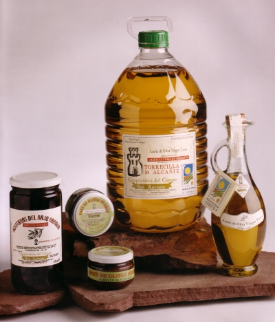 Ecologic olive oil and other ecologic products