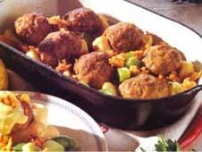 Fish meatballs