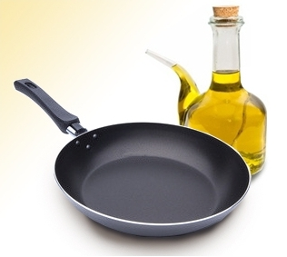 Fried foods with virgin olive oil are more healthy than those with other oils