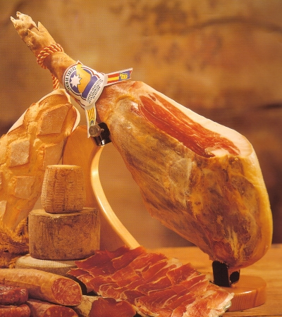 Parmesan Ham from Teruel