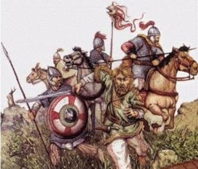 Olive oil was much appreciated in Visigoth times