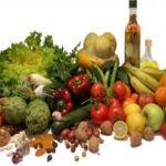 Aceite de oliva y hortalizas de color verde, la mejor combinación.