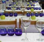 La esperiencia de cata del vino y el aceite se realiza con unas características similares.