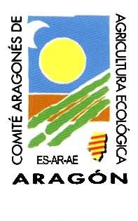 Emblema de la agricultura ecológica de Aragón