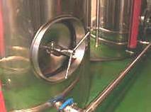 Depósitos de almacenamiento de aceite de oliva virgen