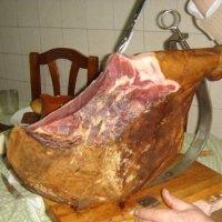 Los procedimentos del secado del jam�n en las casas de Teruel