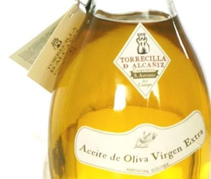 Aceite de oliva ecológico de Torrecilla de Alcañiz