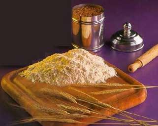 Harina para la realización de farinetas