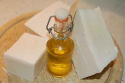 El aceite de oliva virgen es útil para la fabricación de jabón