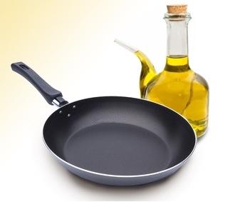 Las frituras con aceite de oliva virgen son más sanas que con otros aceites