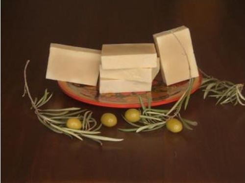 Elaboración del jabón casero con aceite de oliva virgen extra