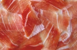 El jamón serrano es un alimento que puede prevenir la aparición de la arteriosclerosis