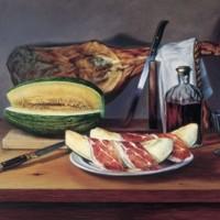 El jam�n serrano y la dieta mediterr�nea