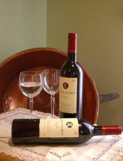 Vinos y licores elaborados en Arag�n